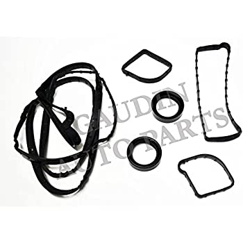 Amazon Com 164 24 5609 Gy6 Valve Cover Gasket Automotive