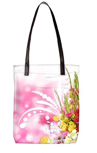 Snoogg Strandtasche, mehrfarbig (mehrfarbig) - LTR-BL-4437-ToteBag