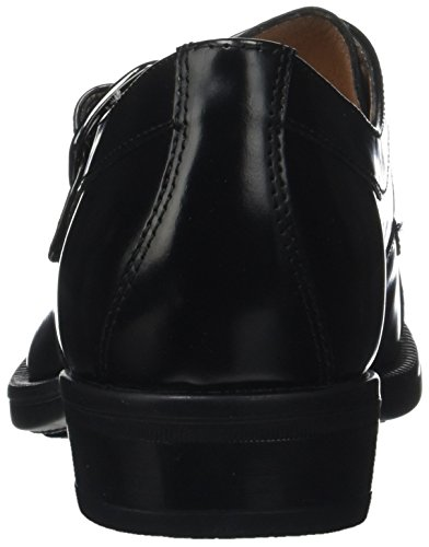 Nero Donna Scarpe Off Nero Clyde Brush Stringate Oxford 22 Black Stonefly nR0zfBz