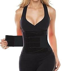 Occupy Waist Trainer Corset - Premium Woman Waist Training Cincher & Body Shaper