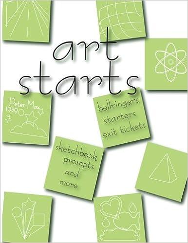 Workbook elementary art worksheets : Art Starts: 101 art activites for the art classroom: Penny Kite ...