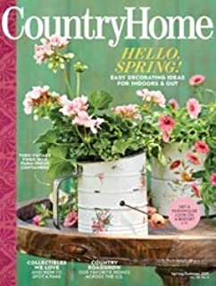 Country Home Magazine Spring/Summer 2019