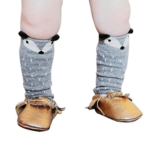 blackobe-little-fox-pattern-unisex-baby-knee-high-socks-tube-socks-for-kids-age-0-6-years-0-1-years-