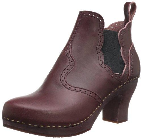 Swedish Hasbeens Women's Victorian Chelsea Boot Boot - Bo...