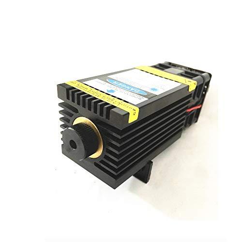 Laser Wavelength - 5500mw Laser Module 5.5W Blue Laser Module 12v for CNC 1610 CNC2418 CNC3018 DIY use 12V 450nm Wavelength PWM TTL Supportive