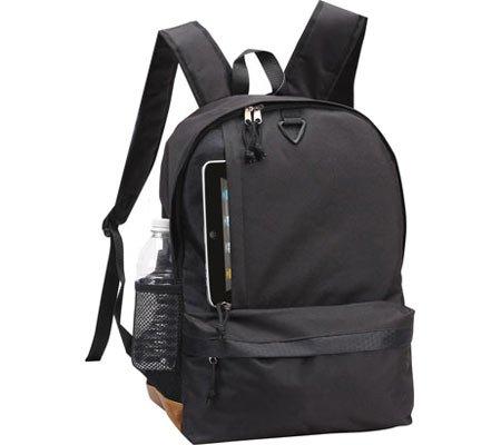 Bellino P3409BLACK Tablet Backpack Black product image