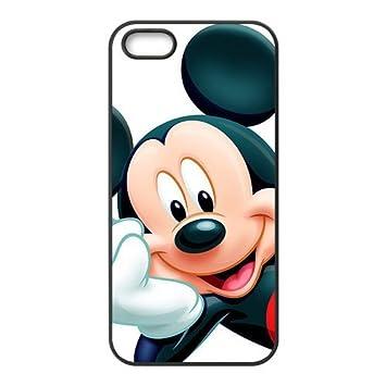 151cc711432 Mickey Mouse Funda para iPhone 5/5s, iPhone5 Case, iPhone5S funda, iPhone