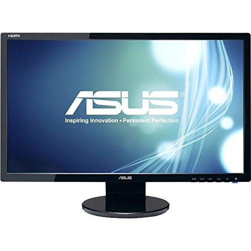 """ASUS VE248H 24"""" Full HD 1920x1080 2ms HDMI DVI VGA Back-lit LED Monitor"""