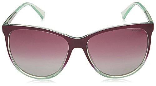 Sonnenbrille Polaroid Brown Verde S 4058 PLD Shdgrn Brgnd SddwvHq