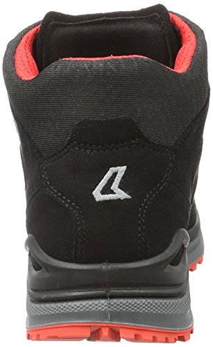 Lowa Men's Innox Evo GTX Qc Low Rise Hiking Boots Black (Black/Black) bgd7GgXt
