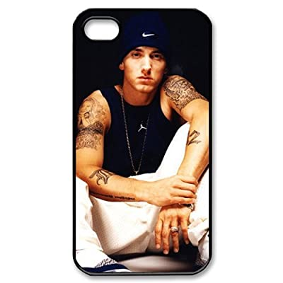 Eminem Plastic Case Back Cover for iphone 4 4s