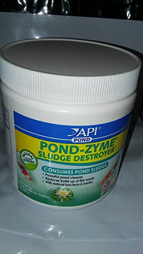 PondCare PondCare 8oz Pond-Zyme+ Enzymatic Pond Cleaner Barley ()
