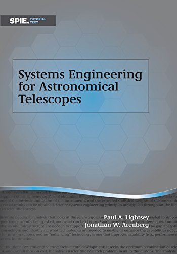 Systems Engineering for Astronomical Tel