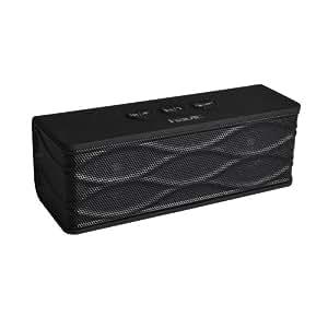 HAVIT HV-SK466BT Mini Portable Bluetooth Speaker, 8 Hour Battery Life (New Packing) (Black)
