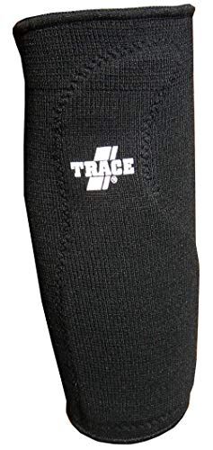Adams Trace Softball Sliding Right Knee Guard, Black