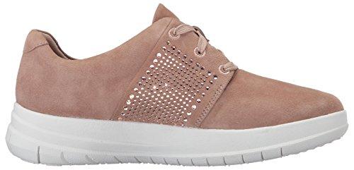 Rosa Pop X Mocha Crystal 061 Sneaker Black Sporty Suede YTwqdT1