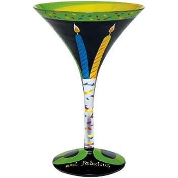 Lolita Love My Martini Glass, Fifty And Fabulous