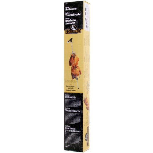 GrillPro 60090 Rotisserie Kit