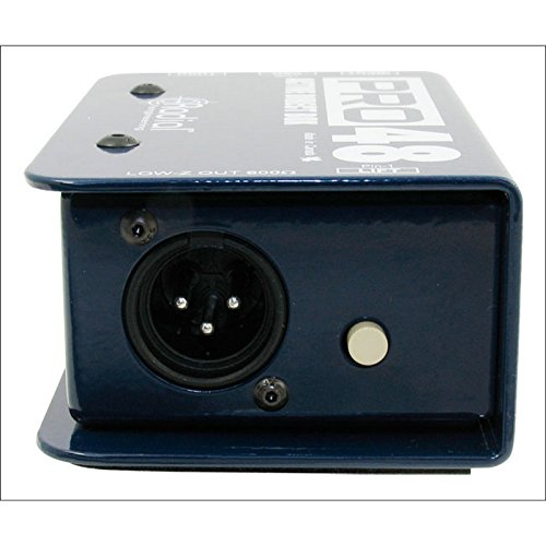 Radial Pro48   Compact Active Direct Injection Box by Radial (Image #2)