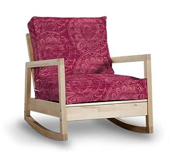 Ikea Lillberg Housse Pour Fauteuil à Bascule à Edimbourg Rouge