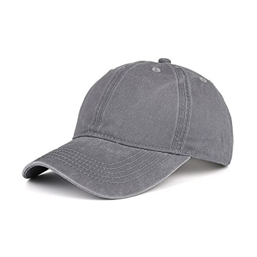 e8f7219c ... VANCIC Low Profile Washed Brushed Twill Cotton Adjustable Baseball Cap  Dad Hat for Men Women ...