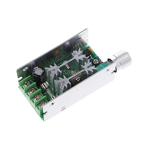 12V//24V//36V//60V 8A DC CCM5NJ Motor PWM módulo regulador de velocidad controlador Conmutador