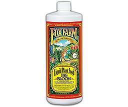 FoxFarm FX14002 Big Bloom Liquid Concentrate, 1 Quart