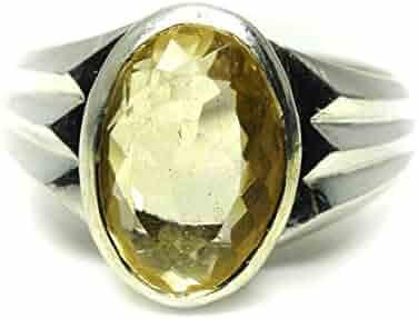 29202d17b7ac3 Shopping SangitaGems - Oval - Jewelry - Men - Clothing, Shoes ...