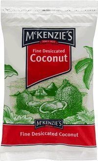 McKenzie's Fine Desiccated Coconut - Mckenzie Products