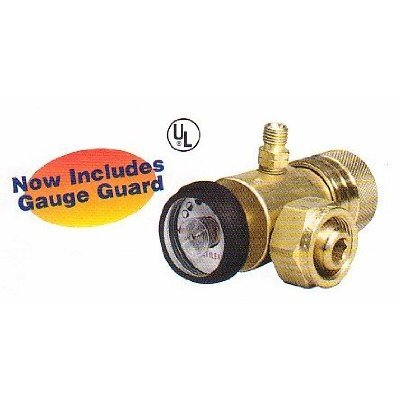 TurboTorch AR-B Acetylene Torch Regulator (0386-0725)