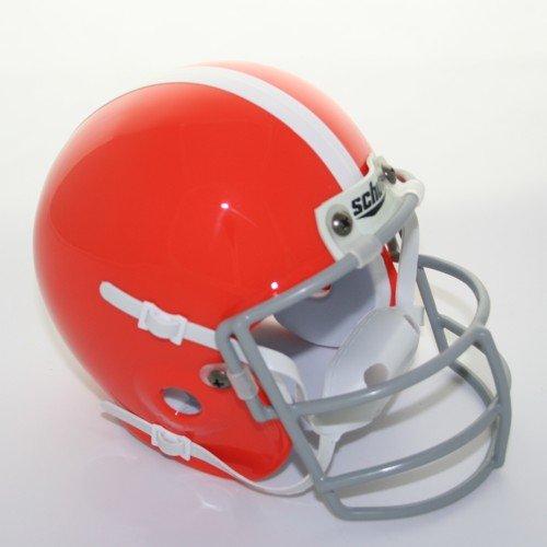 (Texas Longhorns 1951-1957 Schutt Throwback Authentic Mini Football Helmet)