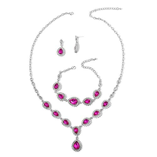 Shop LC Delivering Joy Cubic Zircon White Crystal Platinum Plated Bolo Bracelet 7.5