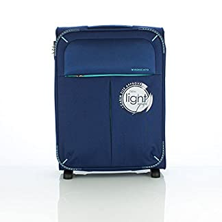Trolley cabina 2 ruedas – Roncato Crucero poliéster – 2.3kg – Aprobado Ryanair AZUL