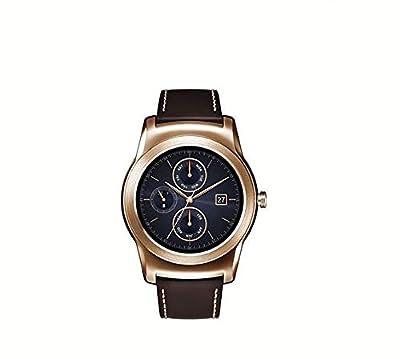 Lg G Watch Urbane Gold&brown Lg-w150 Smart Watch 1.3