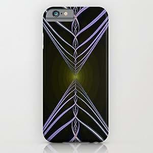 Society6 - Abfrac 16 Digital Fractal Pattern iPhone 6 Case by Brian Raggatt