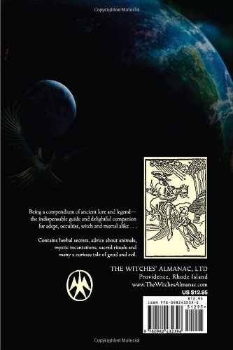 The Witches' Almanac, Issue 33: Spring 2014 - Spring 2015: Mystic Earth