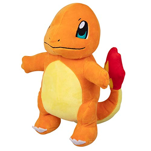 (Pokémon Charmander Plush Stuffed Animal Toy - 8