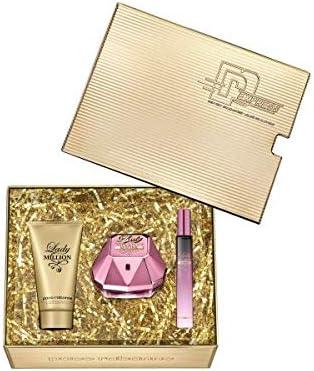 Paco Rabanne Paco Rabanne Lady Millon Empire Epv 50Ml + Leche Corporal 75Ml + Eau Parfum 10Ml 0.25 g