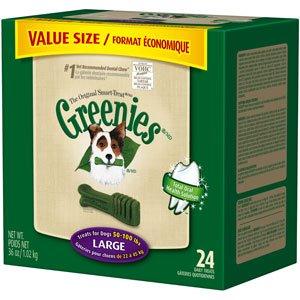 Greenies Half Pack Large 4 Count, My Pet Supplies