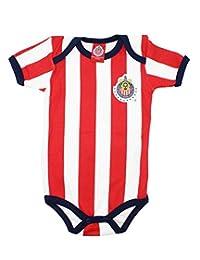CODIGO MAS PAÑALERO BEBÉ Chivas Futbol Soccer Original