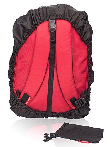 41ueZU6rmSL COSMUS PU Pack Cover (Black)