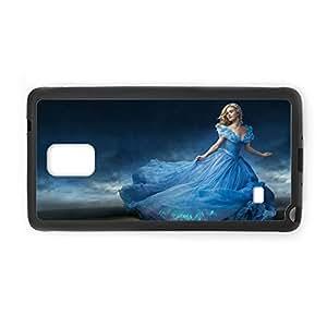 Generic For Samsung Note4 Tpu Proctecion Back Phone Cover For Women Printing Cinderella 1 Choose Design 10