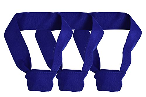 Neck Blue Wear (Nanxson Chefs Scarf Neck Tie Kitchen BBQ Cooking Baking Bar Neck Wear Neckerchief Pack of 3 CF9014 (Pack of 3 blue color))