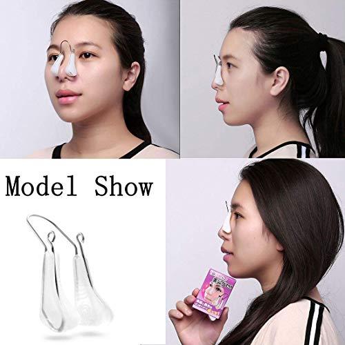 [해외구매대행 $9 95] Nose Shaper Lifter Clip Nose Beauty Up Lifting Soft Safety  Silicone Rhinoplasty Nose Bridge Straightener Corrector Slimming Device for