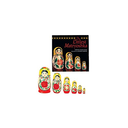 Nesting Dolls Special - Book and Nesting Dolls by Magic Cabin