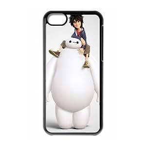 iPhone 5c Cell Phone Case Black Big Hero 6 S0386317