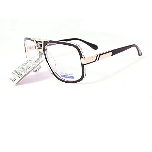 lunettes de soleil aviateur verres clairs transparents 025104bc