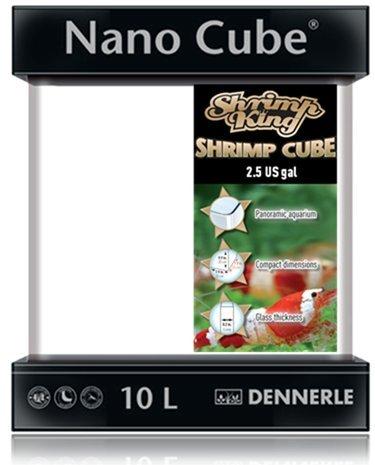 Dennerle Shrimp Cube 2.5g, Glass