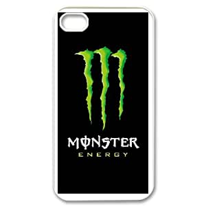 Custom Case Monster Energy for iPhone 4,4S G2V3138724
