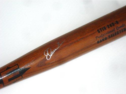 (Evan Longoria Autographed Bat (Rays))